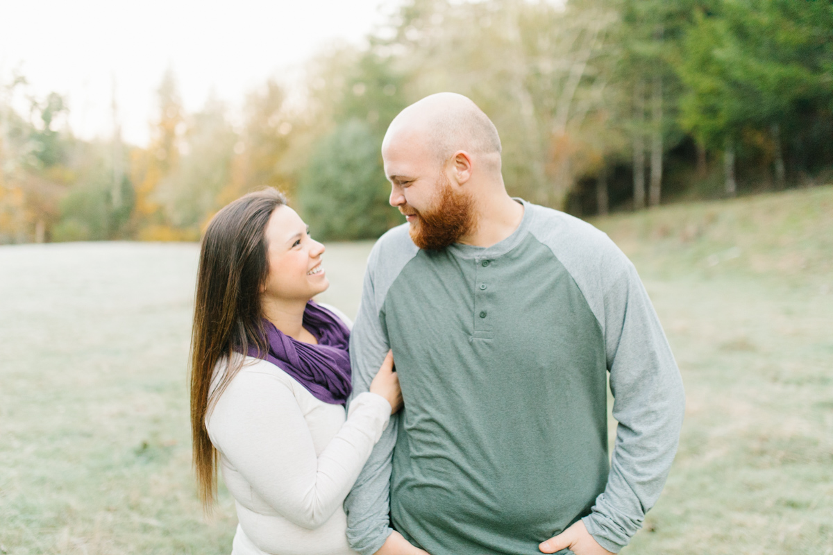 Sunrise Engagement Session on Cattle Ranch | Emma Rose Brides | Emma Rose Company Photography | Beautiful Sunrise Photo Session | VSCO | Winter Engagement Frosty Field Photo Session | Cute Engagement Inspiration-12.jpg
