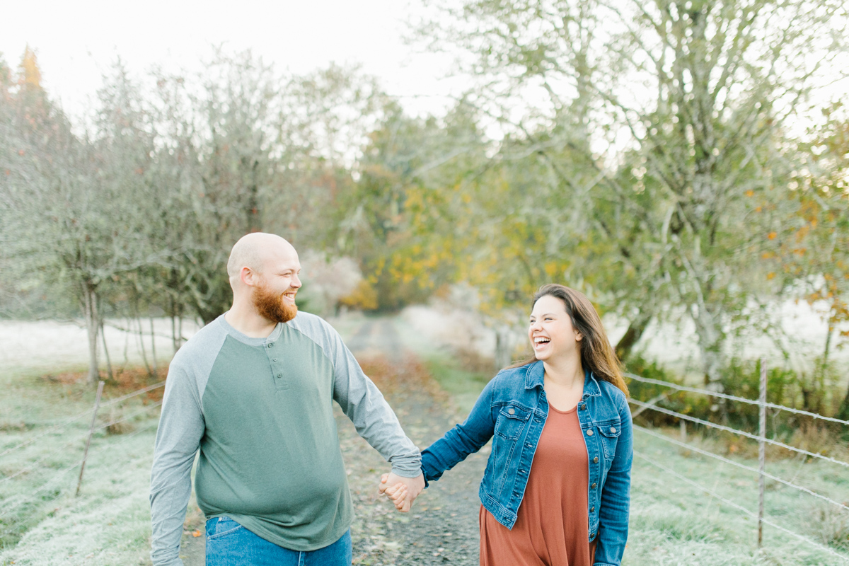 Sunrise Engagement Session on Cattle Ranch | Emma Rose Brides | Emma Rose Company Photography | Beautiful Sunrise Photo Session | VSCO | Winter Engagement Frosty Field Photo Session | Cute Engagement Inspiration-35.jpg