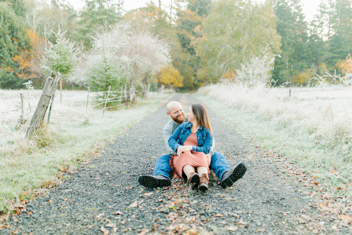 Sunrise Engagement Session on Cattle Ranch | Emma Rose Brides | Emma Rose Company Photography | Beautiful Sunrise Photo Session | VSCO | Winter Engagement Frosty Field Photo Session | Cute Engagement Inspiration-38.jpg