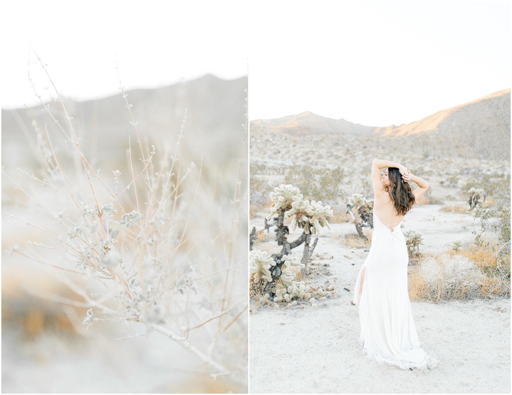 Gorgeous Desert Styled Shoot   Eucalyptus Bouquet   Desert Wedding   Southern California Wedding Photographer   Palm Desert California Wedding Inspiration