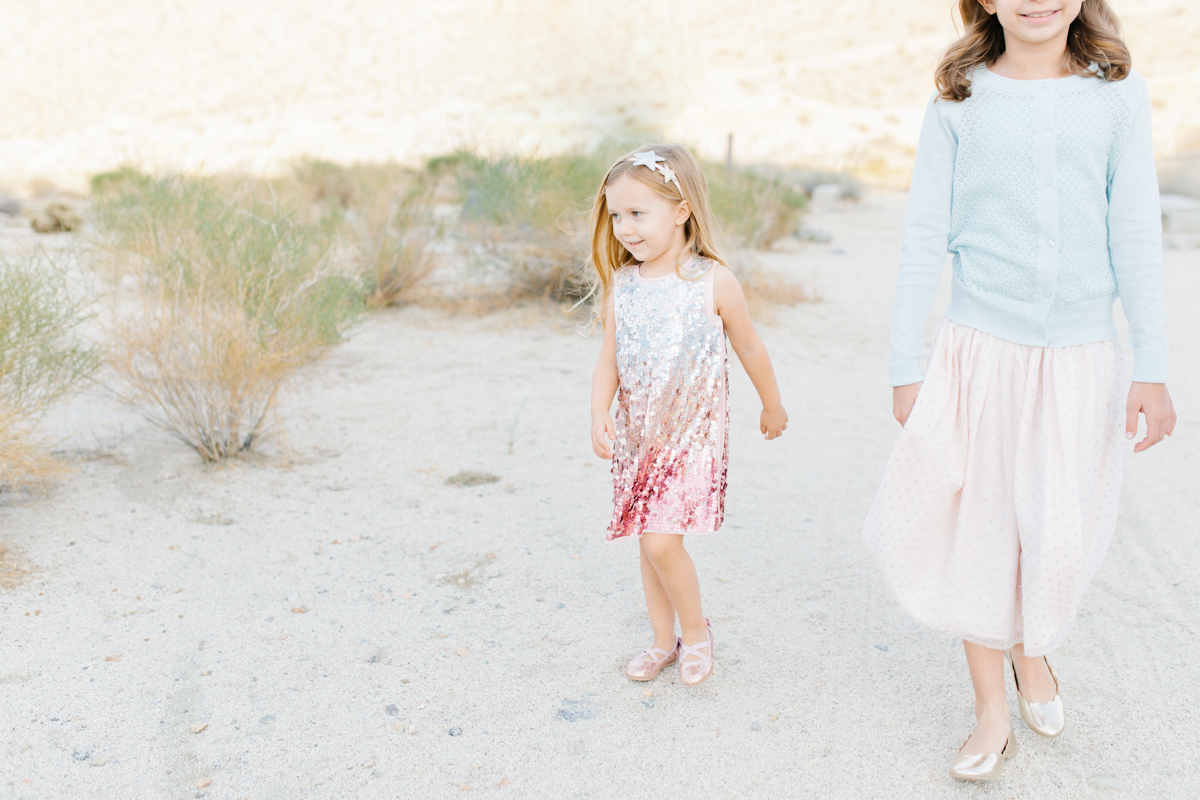 The Most Perfect Desert Family Photo Session | Palm Springs Photography | What to Wear to Family Pictures | VSCO | Emma Rose Company | Gorgeous Sunset Family Session-3.jpg