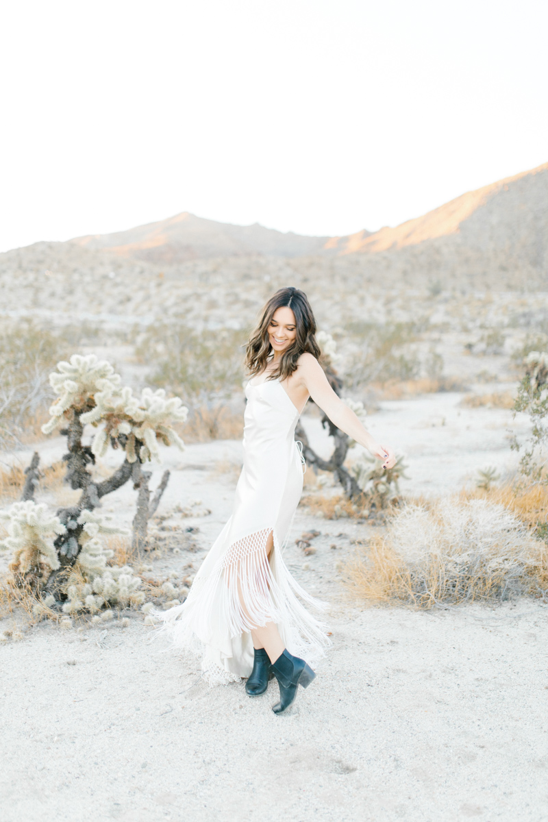 Palm Springs Desert Bridal Session | Non Traditional Wedding Inspiration | Destination Wedding Photography | Sunrise Palm Springs Session in Wedding Dress | Southern California Bride | So Cal Wedding | Emma Rose Company-11.jpg
