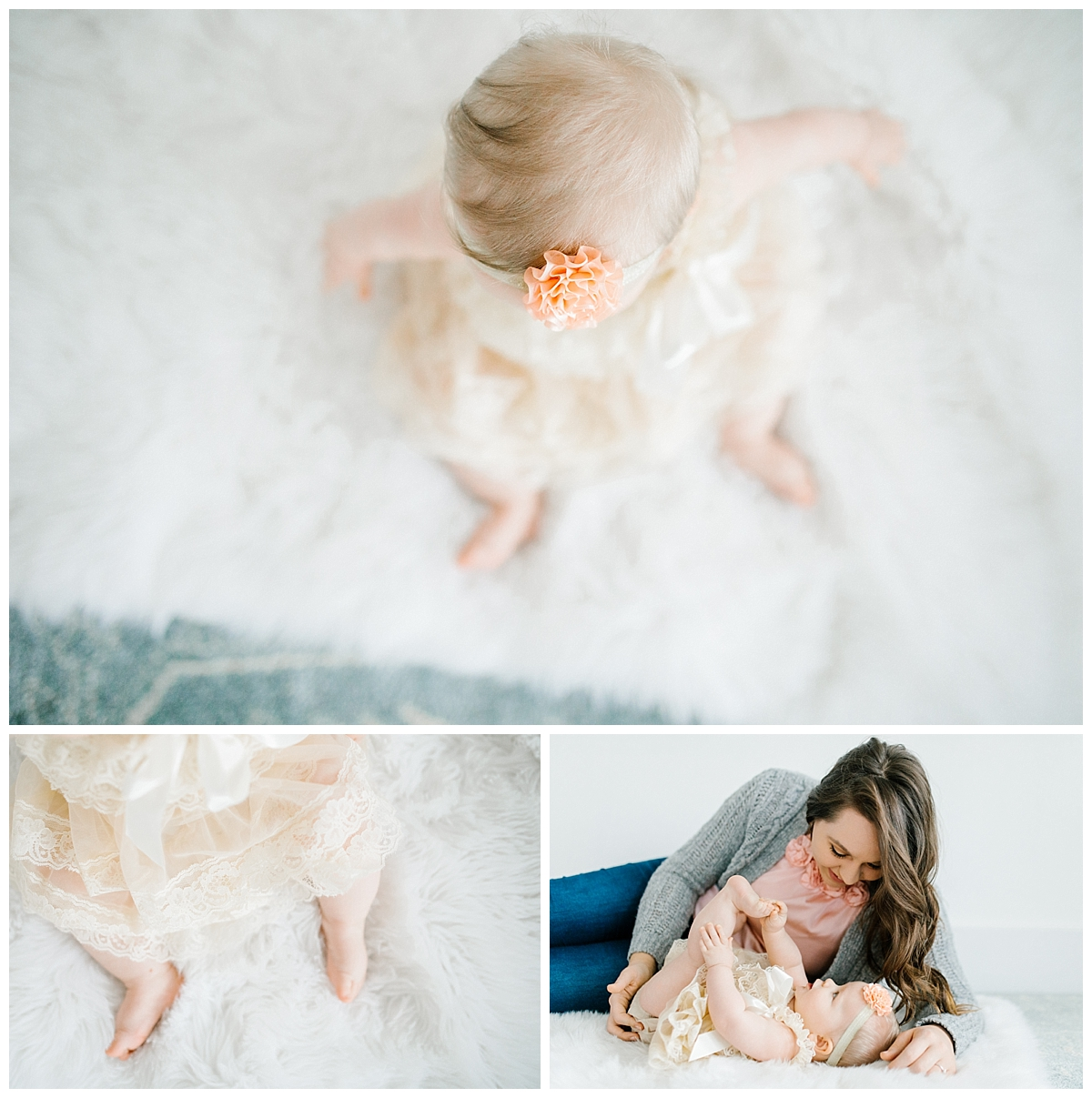 The Sweetest Six Month Old Studio Session | Emma Rose Company | Seattle Lifestyle Photographer | Mommy and Me.jpg
