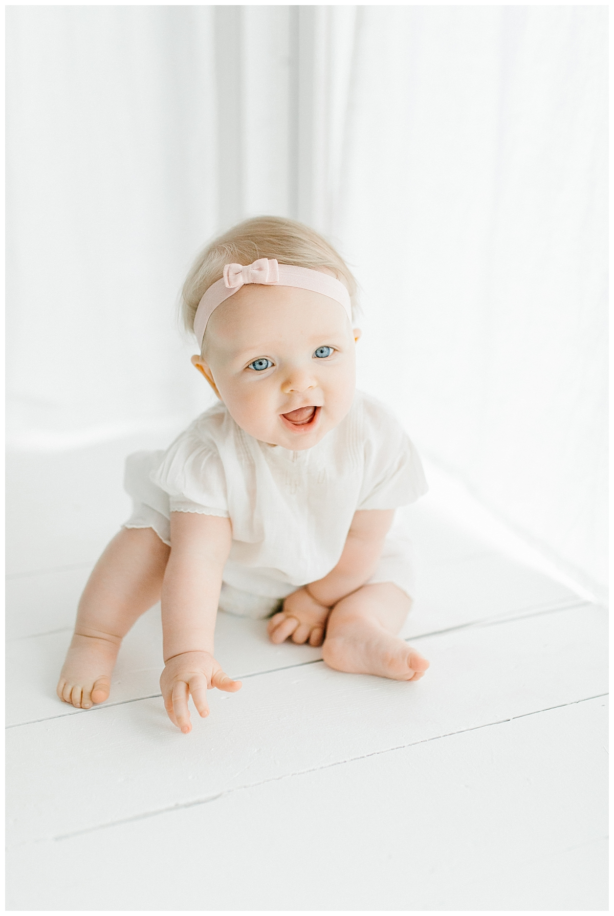 The Sweetest Six Month Old Studio Session | Emma Rose Company | Seattle Lifestyle Photographer White Studio Child Session.jpg