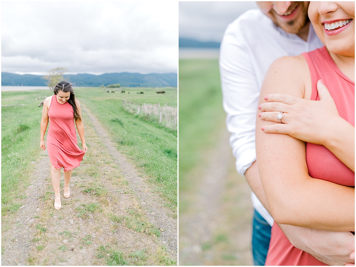Gorgeous Beach and Ranch Engagement Session, Pacific Northwest Elopement Wedding Photographer, What to Wear to Engagement Pictures, Kindred Presets, Seattle Wedding Photographer004.jpg