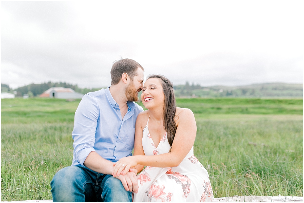 Gorgeous Beach and Ranch Engagement Session, Pacific Northwest Elopement Wedding Photographer, What to Wear to Engagement Pictures, Kindred Presets, Seattle Wedding Photographer0007.jpg