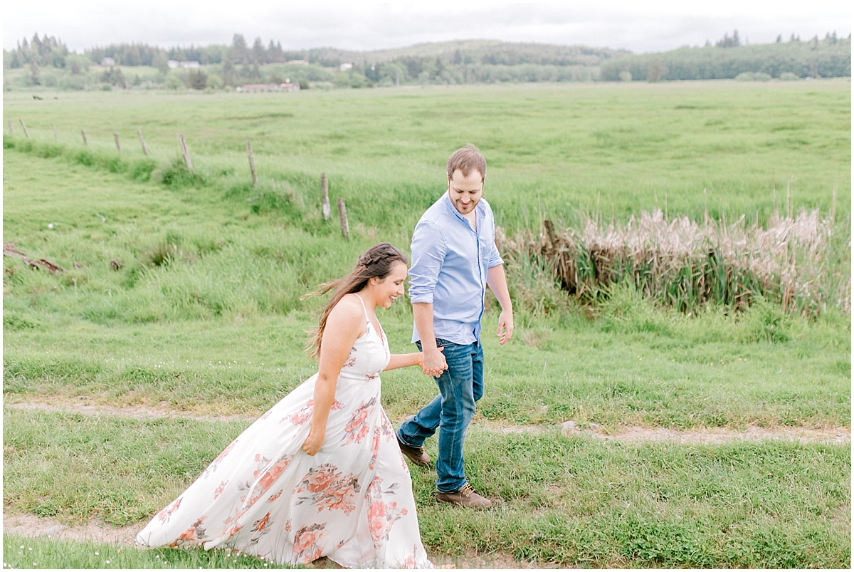 Gorgeous Beach and Ranch Engagement Session, Pacific Northwest Elopement Wedding Photographer, What to Wear to Engagement Pictures, Kindred Presets, Seattle Wedding Photographer0011.jpg