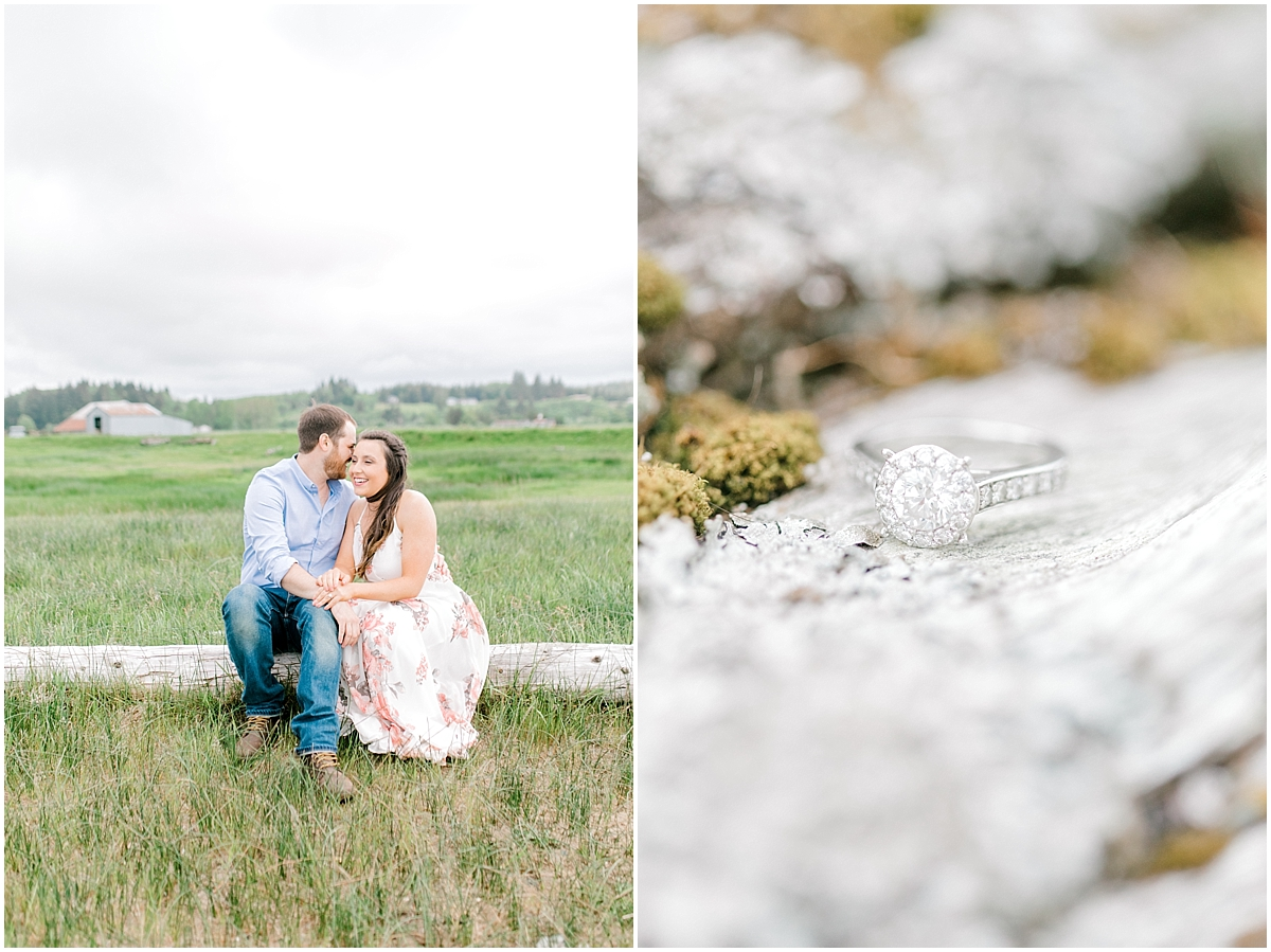 Gorgeous Beach and Ranch Engagement Session, Pacific Northwest Elopement Wedding Photographer, What to Wear to Engagement Pictures, Kindred Presets, Seattle Wedding Photographer50.jpg