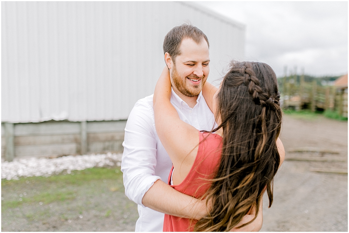 Gorgeous Beach and Ranch Engagement Session, Pacific Northwest Elopement Wedding Photographer, What to Wear to Engagement Pictures, Kindred Presets, Seattle Wedding Photographer0027.jpg
