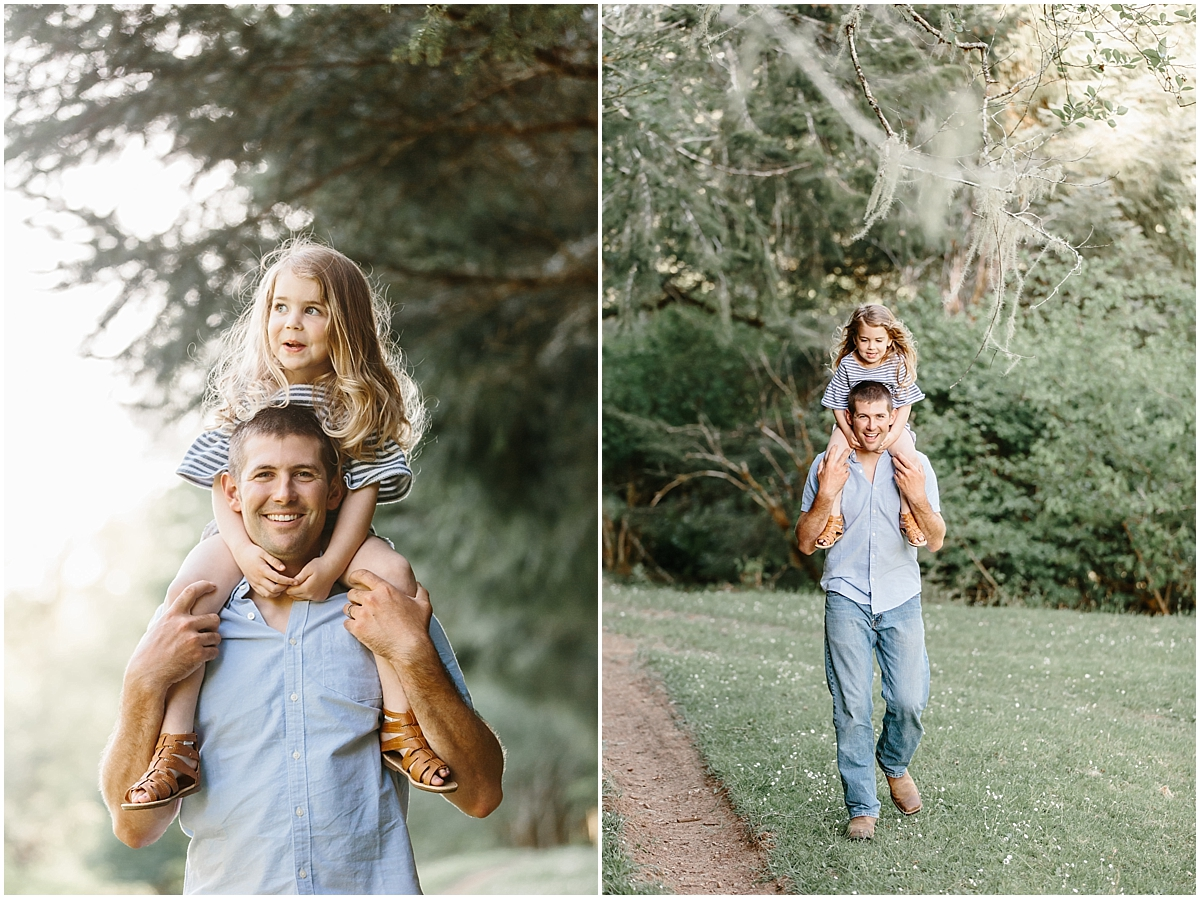 Emma Rose Company Family Pictures, What to Wear to Family Portraits, Lora Grady Photography, Seattle Portrait and Wedding Photographer, Outdoor Family Session, Daddy Daughter9.jpg