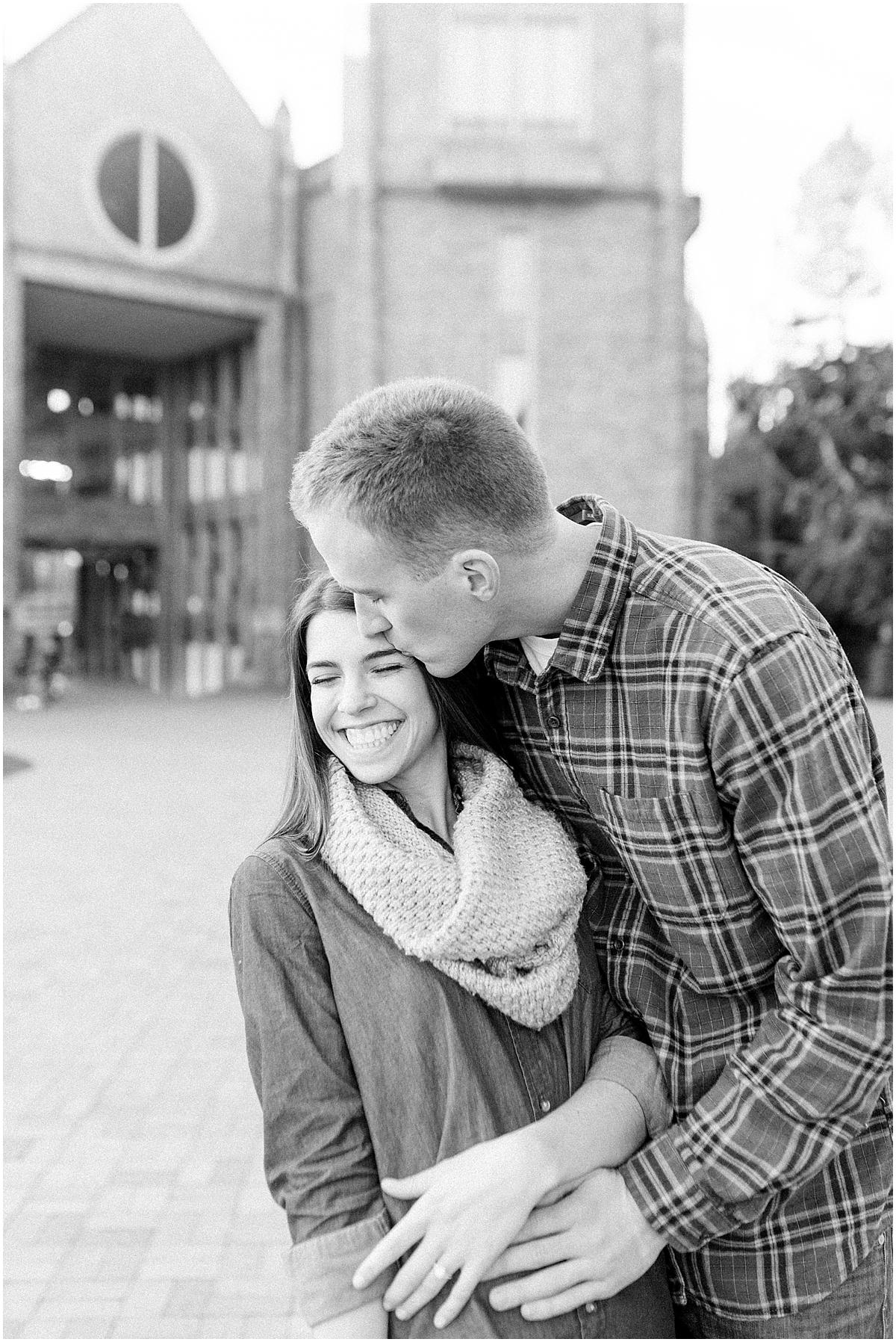 University of Washington Engagement Session | College Campus Photo Session | UW | Seattle Engagement Session | Seattle Wedding Photographer | Emma Rose Company9.jpg
