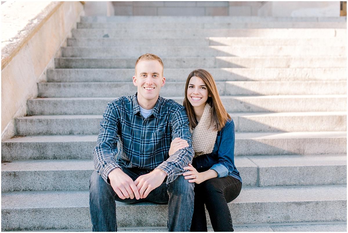 University of Washington Engagement Session | College Campus Photo Session | UW | Seattle Engagement Session | Seattle Wedding Photographer | Emma Rose Company12.jpg
