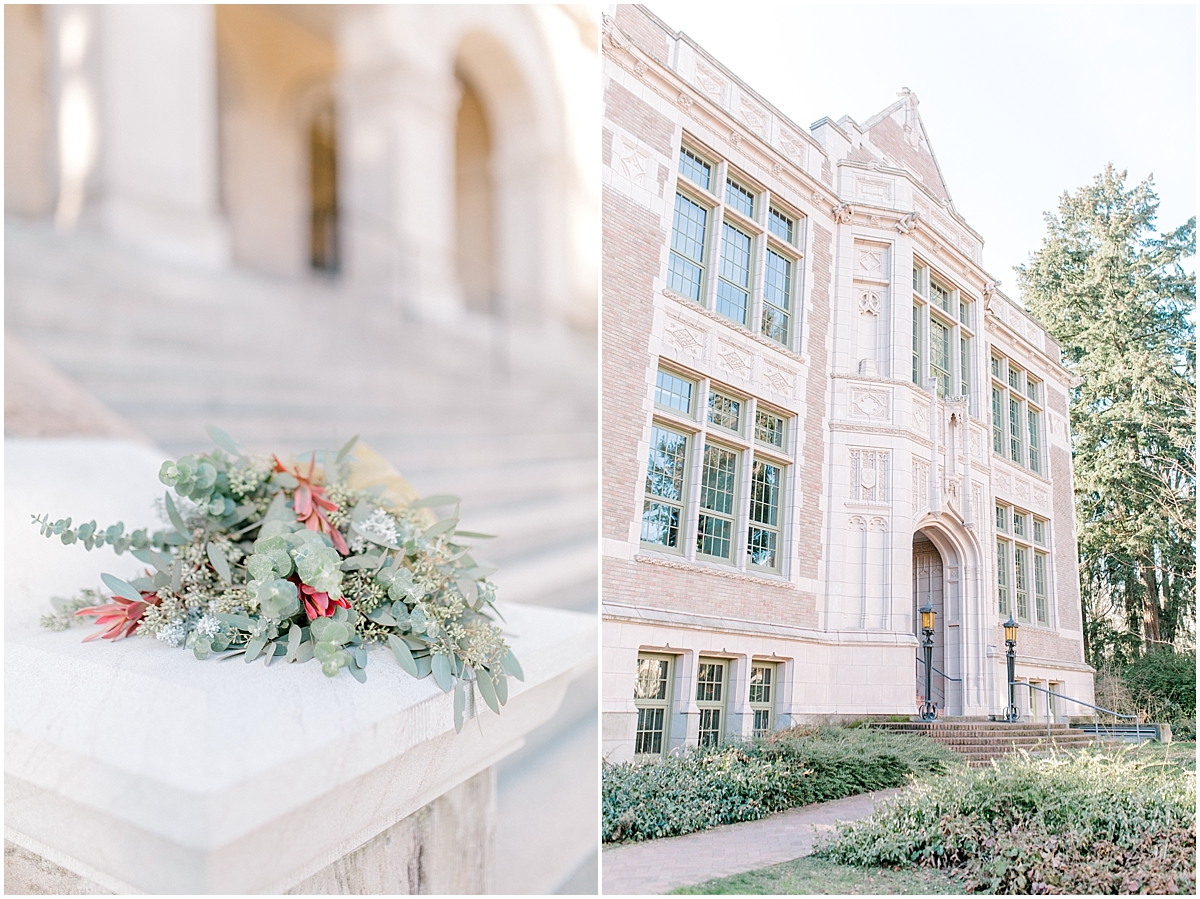 University of Washington Engagement Session | College Campus Photo Session | UW | Seattle Engagement Session | Seattle Wedding Photographer | Emma Rose Company13.jpg