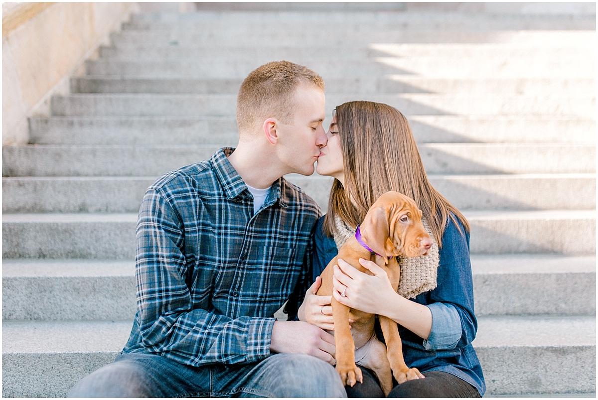 University of Washington Engagement Session | College Campus Photo Session | UW | Seattle Engagement Session | Seattle Wedding Photographer | Emma Rose Company18.jpg
