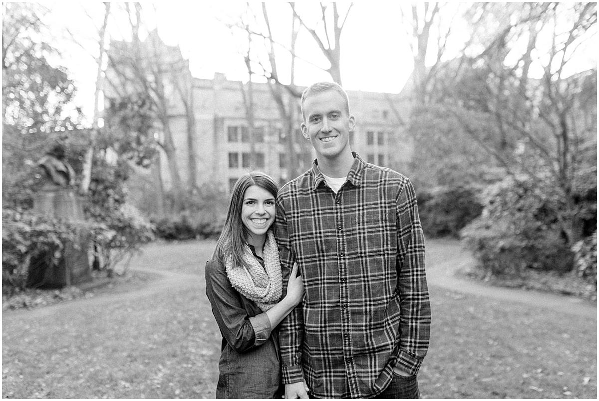University of Washington Engagement Session | College Campus Photo Session | UW | Seattle Engagement Session | Seattle Wedding Photographer | Emma Rose Company36.jpg