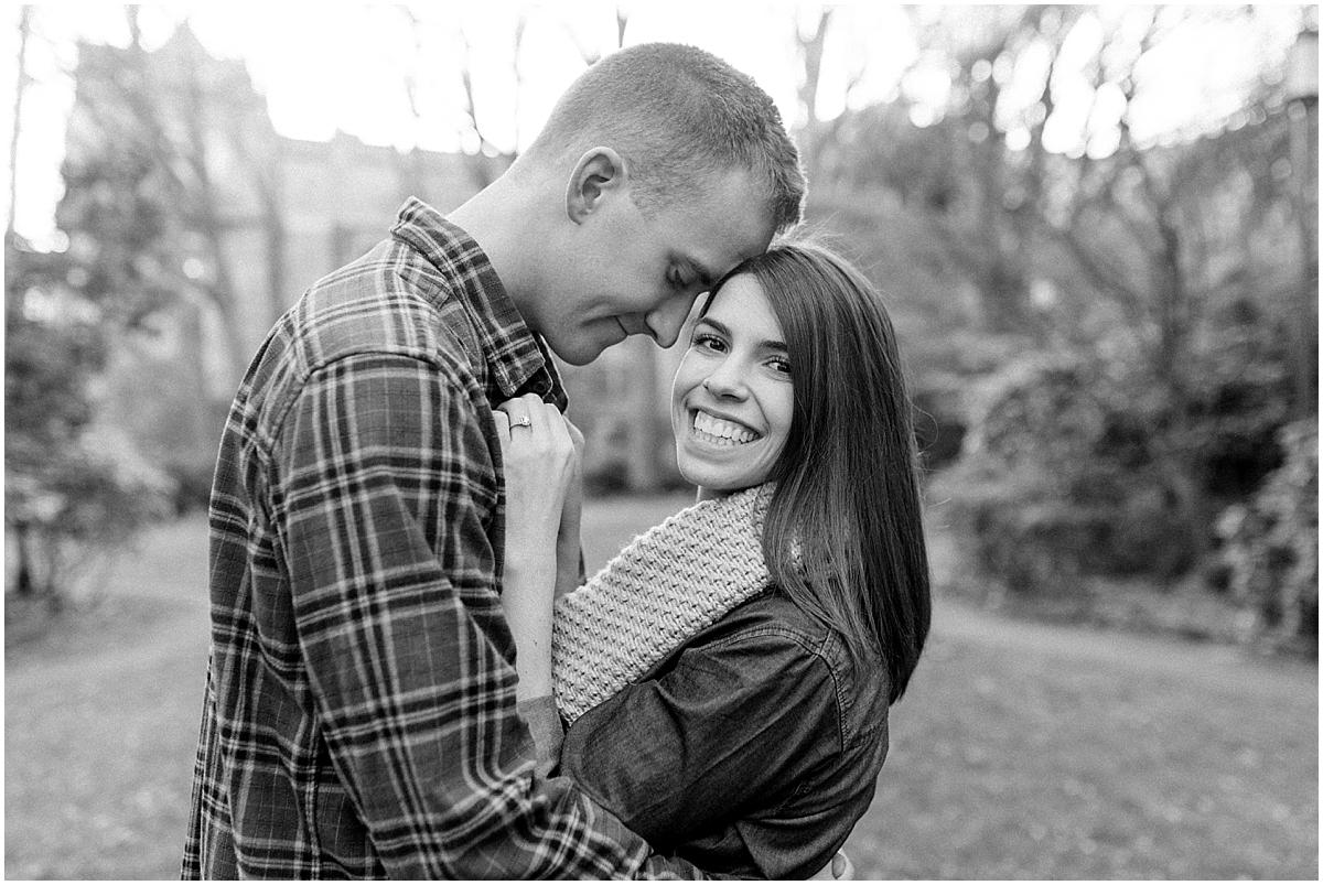 University of Washington Engagement Session | College Campus Photo Session | UW | Seattle Engagement Session | Seattle Wedding Photographer | Emma Rose Company39.jpg