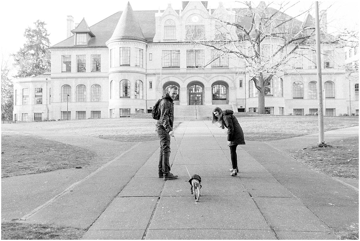 University of Washington Engagement Session | College Campus Photo Session | UW | Seattle Engagement Session | Seattle Wedding Photographer | Emma Rose Company61.jpg