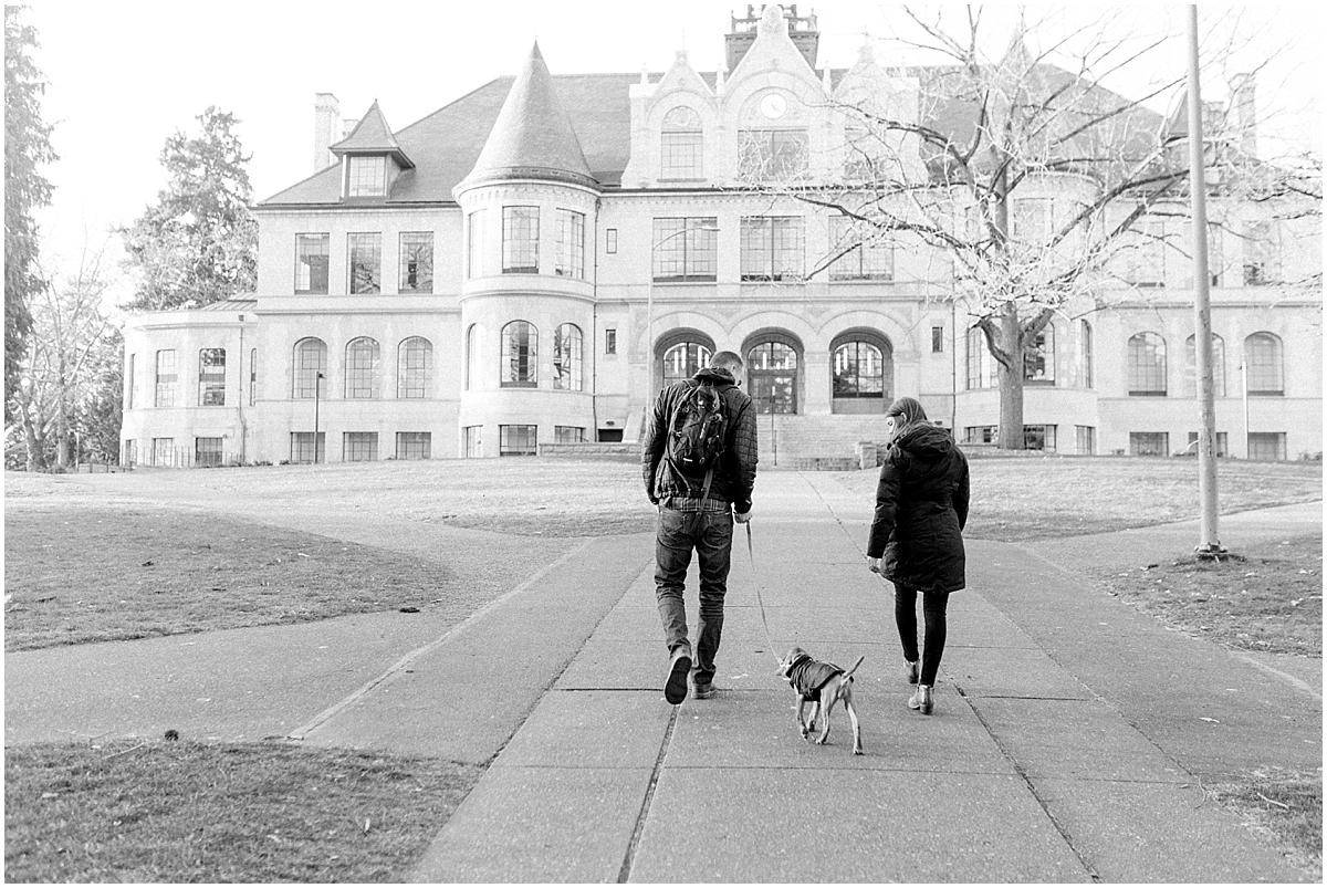 University of Washington Engagement Session | College Campus Photo Session | UW | Seattle Engagement Session | Seattle Wedding Photographer | Emma Rose Company64.jpg