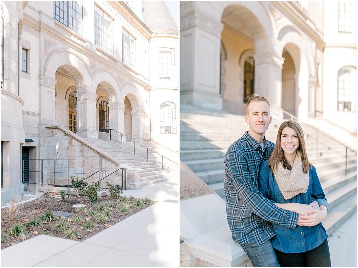 University of Washington Engagement Session | Denny Hall | UW | Seattle Engagement Session | Seattle Wedding Photographer | Emma Rose Company1.jpg