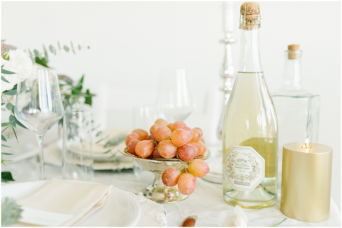 A Light and Airy Styled Shoot Dripping With Romance | Emma Rose Company Seattle Wedding Photographer