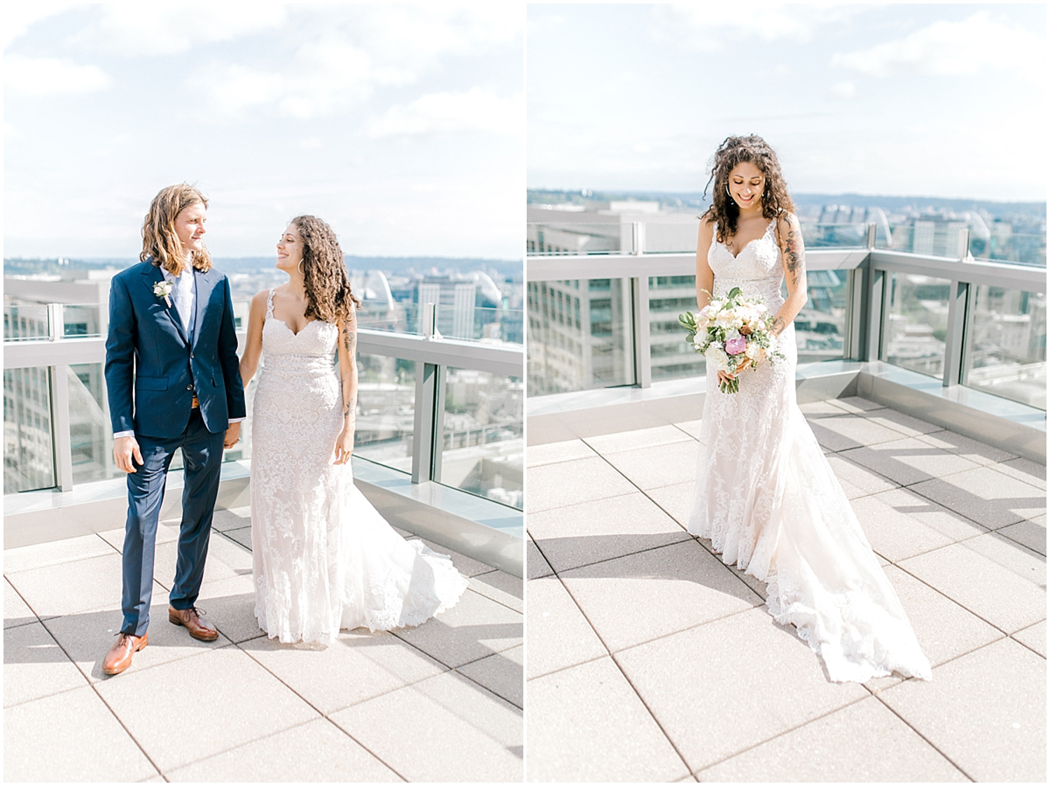 Seattle City Hall Courthouse Wedding Elopement | Seattle Wedding Photographer | Emma Rose Company | Downtown Seattle Wedding Inspiration | Pacific Northwest Elopement | Courthouse Elopement in the City-53.jpg