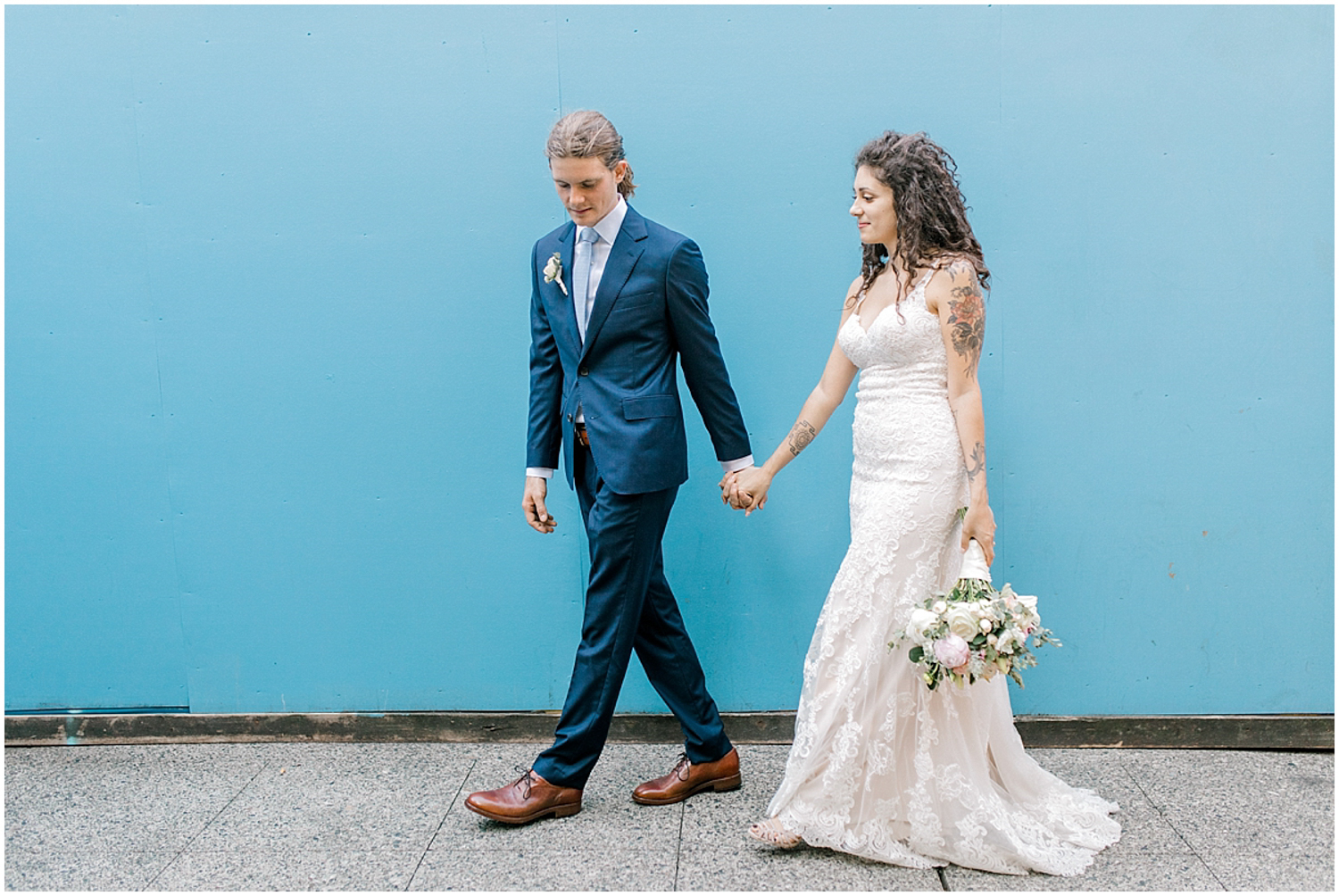 Seattle City Hall Courthouse Wedding Elopement | Seattle Wedding Photographer | Emma Rose Company | Downtown Seattle Wedding Inspiration | Pacific Northwest Elopement | Courthouse Elopement in the City-66.jpg