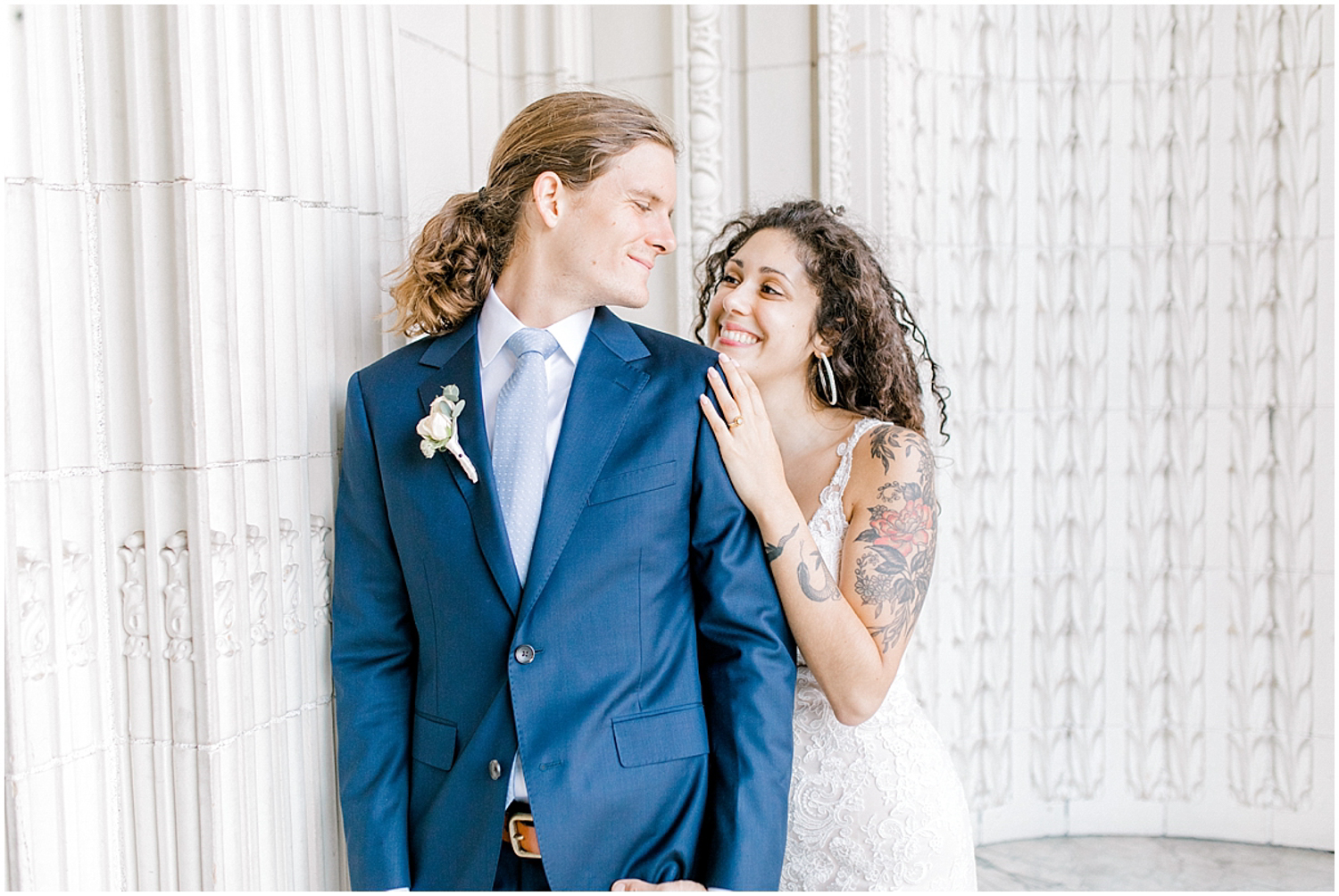 Seattle City Hall Courthouse Wedding Elopement | Seattle Wedding Photographer | Emma Rose Company | Downtown Seattle Wedding Inspiration | Pacific Northwest Elopement | Courthouse Elopement in the City-72.jpg