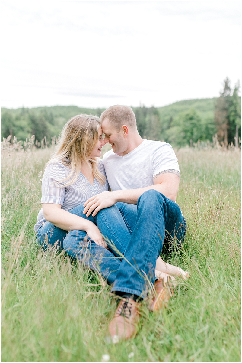 The most dreamy engagement session on Rose Ranch | Emma Rose Company Seattle and Portland Wedding Photographer | What to Wear to Your Engagement Session | Outfit Inspiration for Engagement Session | Pacific Northwest Photographer | PNW Style-46.jpg