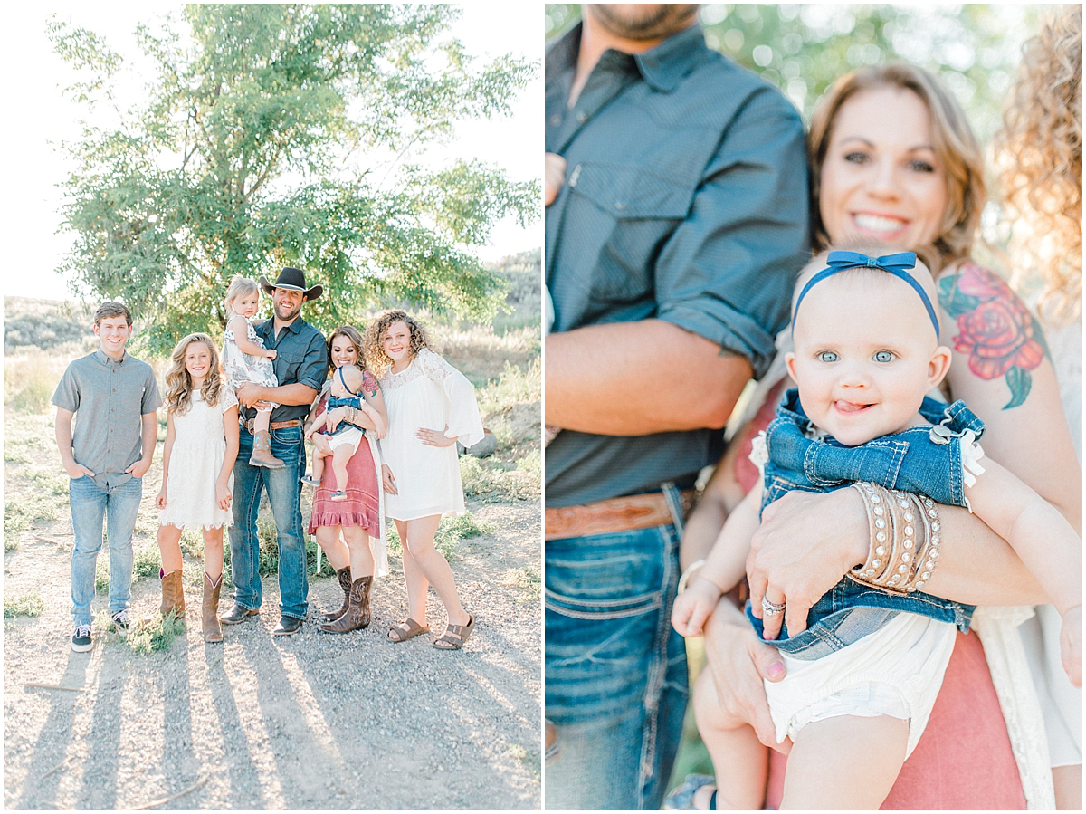 The most perfect family session in the wheat fields of Waterville Washington | Emma Rose Company Family and Portrait Photographer | Wenatchee and Seattle Photographer Light and Airy | What to Wear to Family Pictures | Kindred Presets-4.jpg