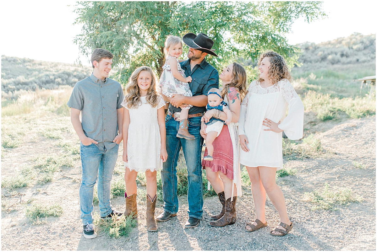 The most perfect family session in the wheat fields of Waterville Washington | Emma Rose Company Family and Portrait Photographer | Wenatchee and Seattle Photographer Light and Airy | What to Wear to Family Pictures | Kindred Presets-7.jpg