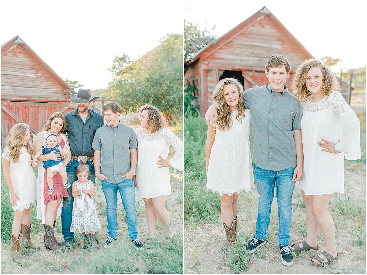 The most perfect family session in the wheat fields of Waterville Washington | Emma Rose Company Family and Portrait Photographer | Wenatchee and Seattle Photographer Light and Airy | What to Wear to Family Pictures | Kindred Presets-40.jpg