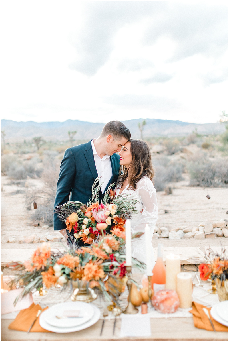 The Ruin Venue | Joshua Tree, California | Wedding Inspiration | The Dress Theory Desert Wedding | Emma Rose Company Wedding Photographer | Light and Airy Photographer | Kindred Presets-34.jpg