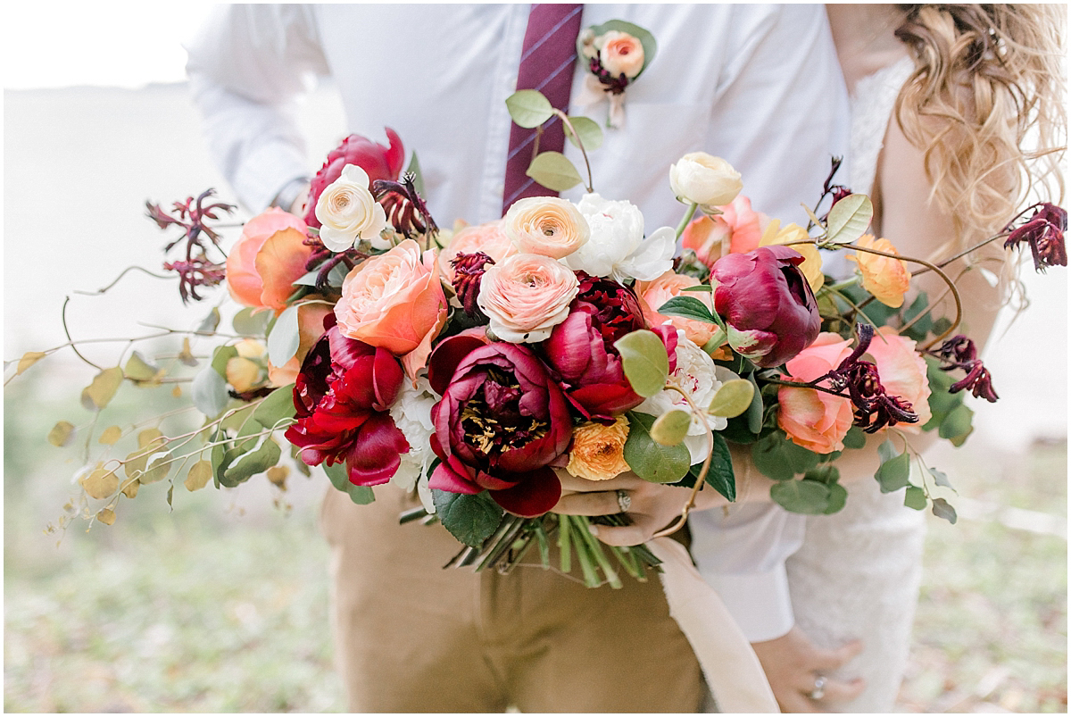 Pacific Northwest Elopement on Rose Ranch | Emma Rose Company Seattle and Portland Wedding Photographer | Engaged | Lace Wedding Gown | Peonie and ranunculus bouquet-21.jpg