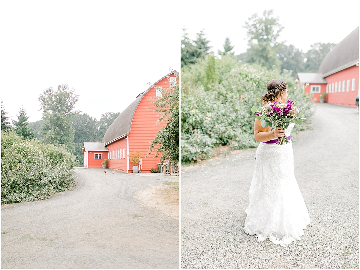 Sunflower themed wedding with purple accents, Emma Rose Company Seattle Wedding Photographer, Light and Airy photographer Kindred Presets Wedding Details PNW_0086.jpg