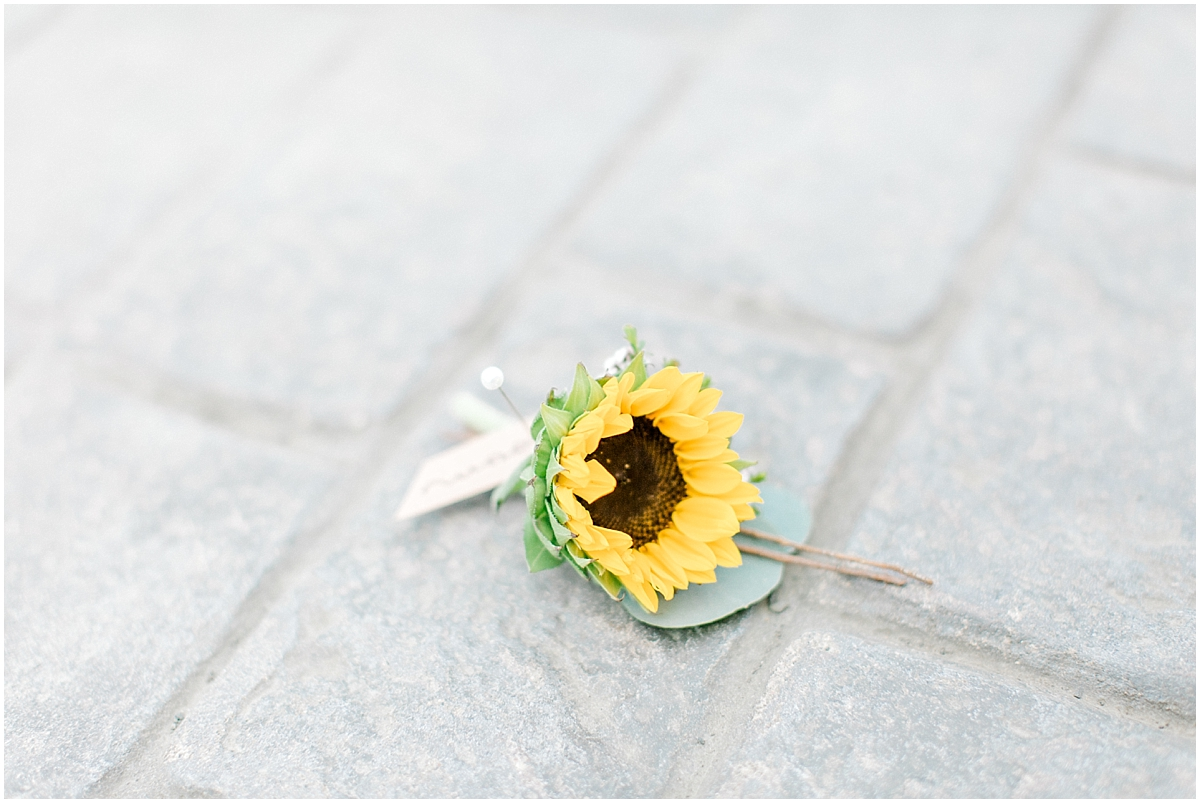 Sunflower themed wedding with purple accents, Emma Rose Company Seattle Wedding Photographer, Light and Airy photographer Kindred Presets Wedding Details PNW_0095.jpg
