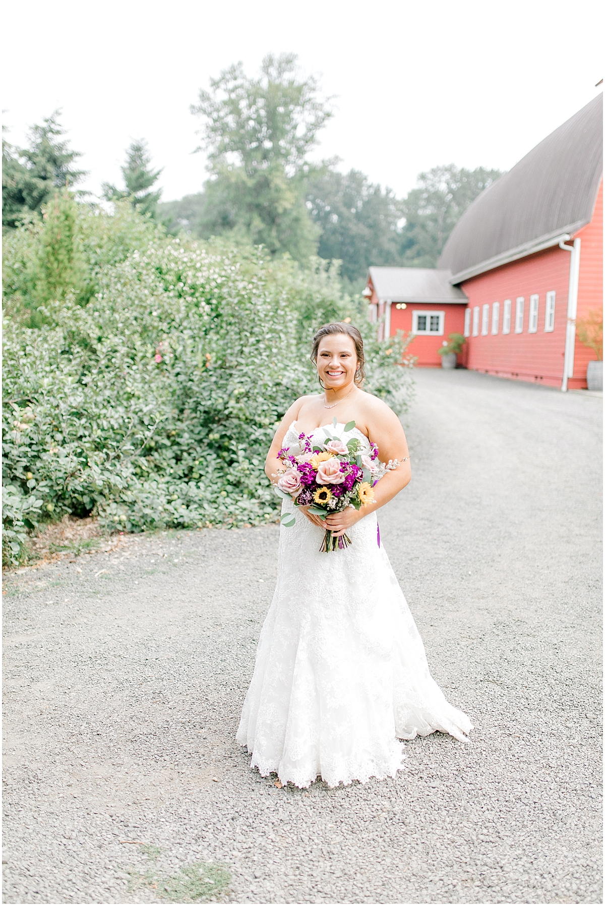 Sunflower themed wedding with purple accents, Emma Rose Company Seattle Wedding Photographer, Light and Airy photographer Kindred Presets Wedding Details PNW_0093.jpg