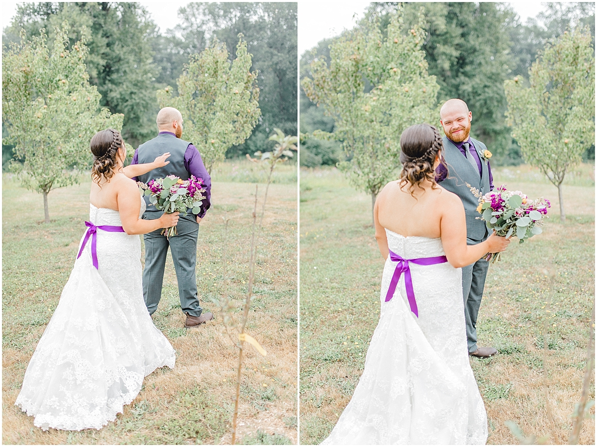 Sunflower themed wedding with purple accents, Emma Rose Company Seattle Wedding Photographer, Light and Airy photographer Kindred Presets Wedding Details PNW_0111.jpg