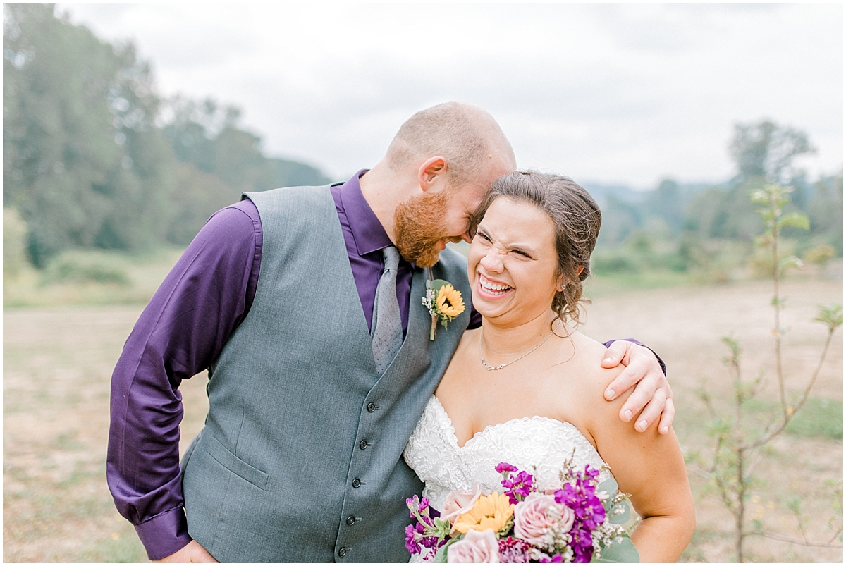 Sunflower themed wedding with purple accents, Emma Rose Company Seattle Wedding Photographer, Light and Airy photographer Kindred Presets Wedding Details PNW_0127.jpg