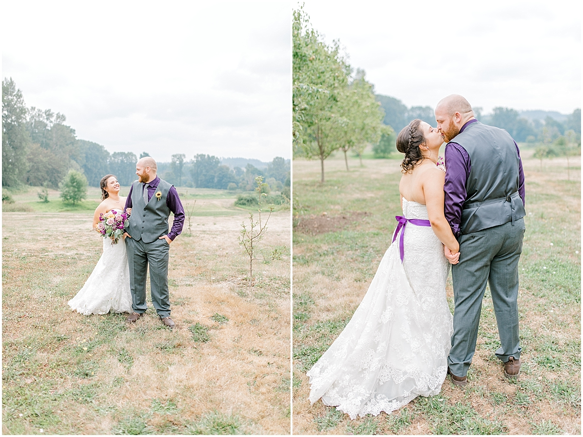 Sunflower themed wedding with purple accents, Emma Rose Company Seattle Wedding Photographer, Light and Airy photographer Kindred Presets Wedding Details PNW_0126.jpg