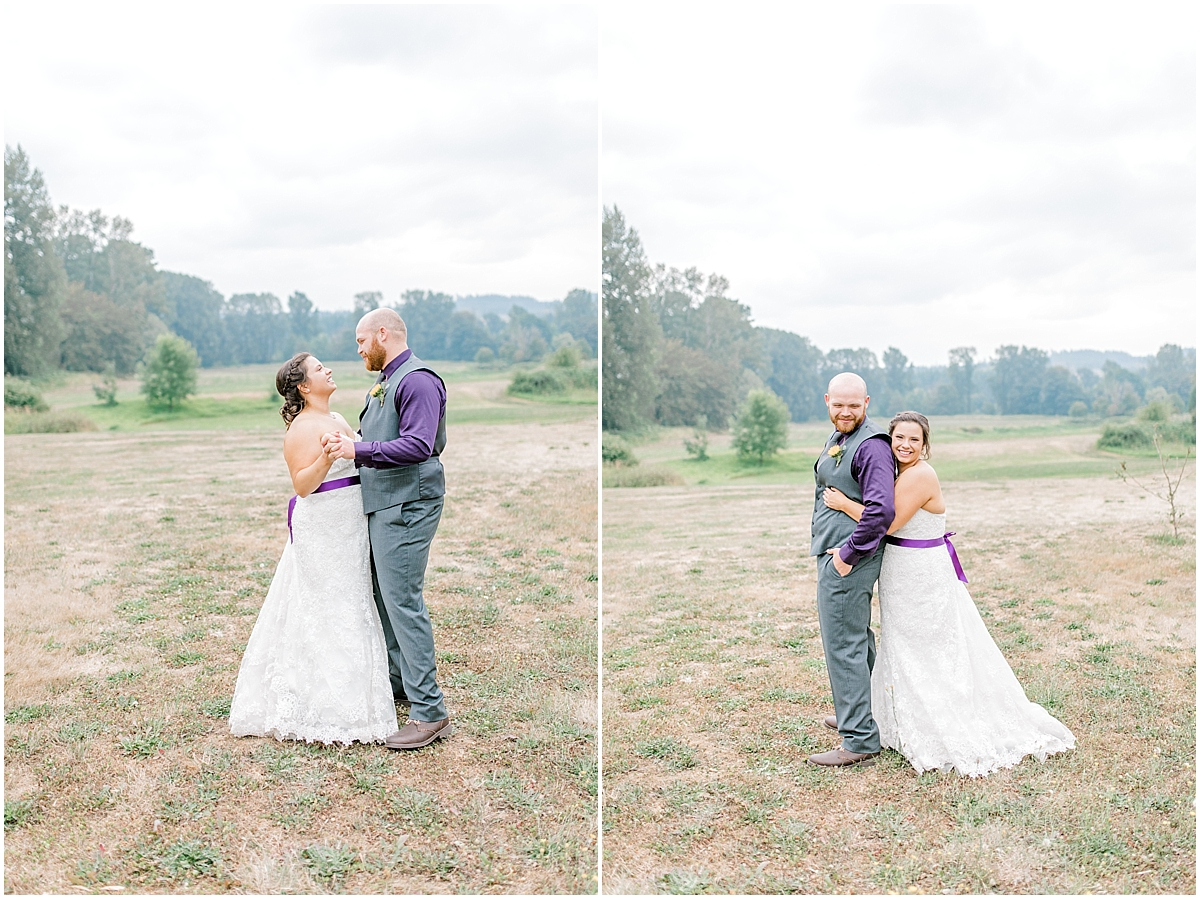 Sunflower themed wedding with purple accents, Emma Rose Company Seattle Wedding Photographer, Light and Airy photographer Kindred Presets Wedding Details PNW_0131.jpg