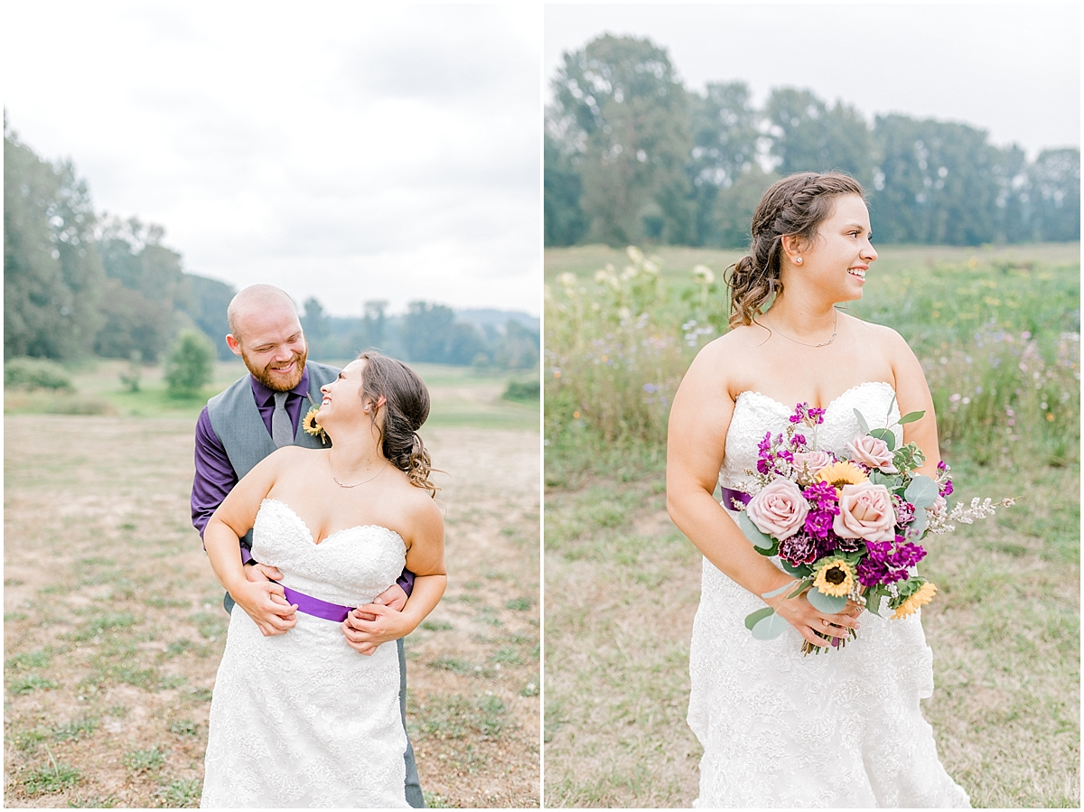 Sunflower themed wedding with purple accents, Emma Rose Company Seattle Wedding Photographer, Light and Airy photographer Kindred Presets Wedding Details PNW_0136.jpg