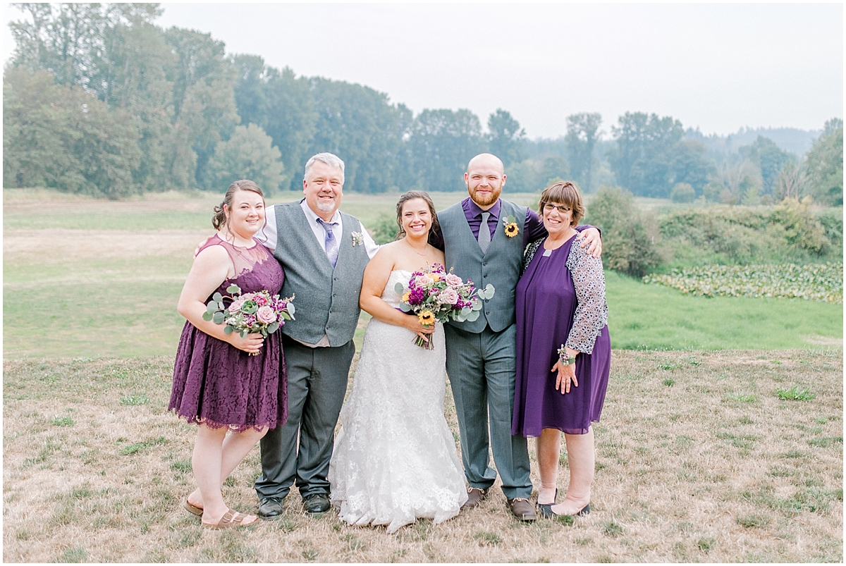 Sunflower themed wedding with purple accents, Emma Rose Company Seattle Wedding Photographer, Light and Airy photographer Kindred Presets Wedding Details PNW_0162.jpg