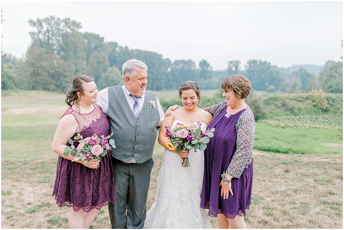Sunflower themed wedding with purple accents, Emma Rose Company Seattle Wedding Photographer, Light and Airy photographer Kindred Presets Wedding Details PNW_0164.jpg