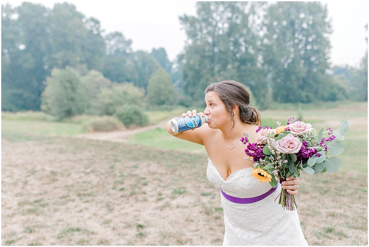 Sunflower themed wedding with purple accents, Emma Rose Company Seattle Wedding Photographer, Light and Airy photographer Kindred Presets Wedding Details PNW_0173.jpg