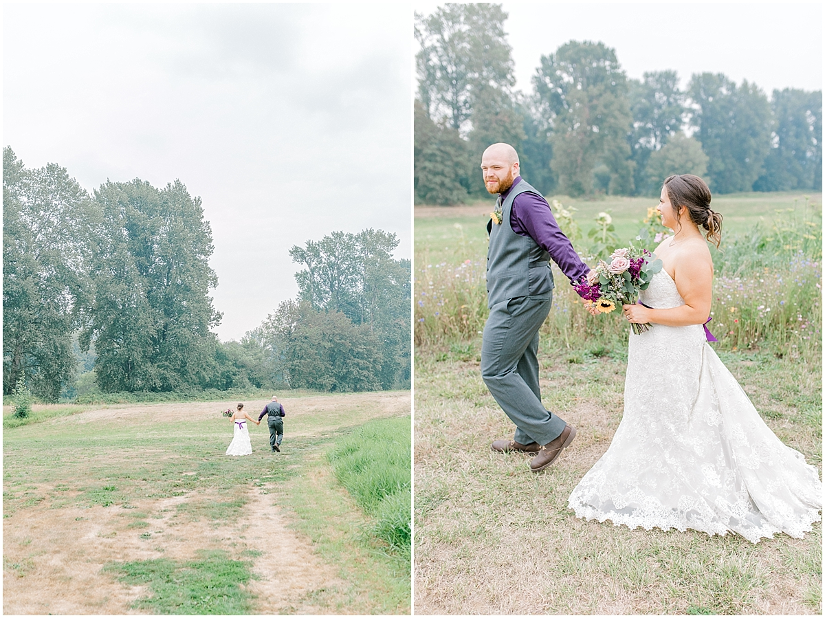 Sunflower themed wedding with purple accents, Emma Rose Company Seattle Wedding Photographer, Light and Airy photographer Kindred Presets Wedding Details PNW_0174.jpg