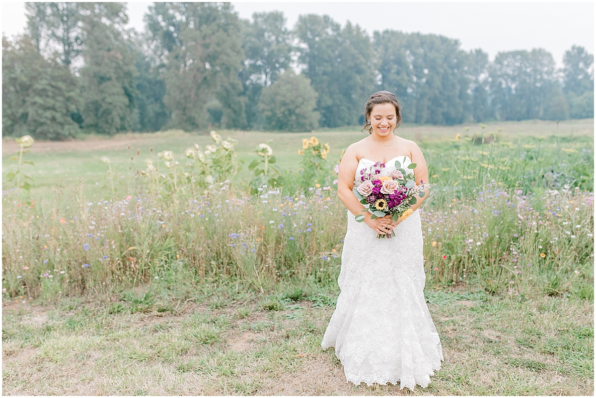 Sunflower themed wedding with purple accents, Emma Rose Company Seattle Wedding Photographer, Light and Airy photographer Kindred Presets Wedding Details PNW_0184.jpg