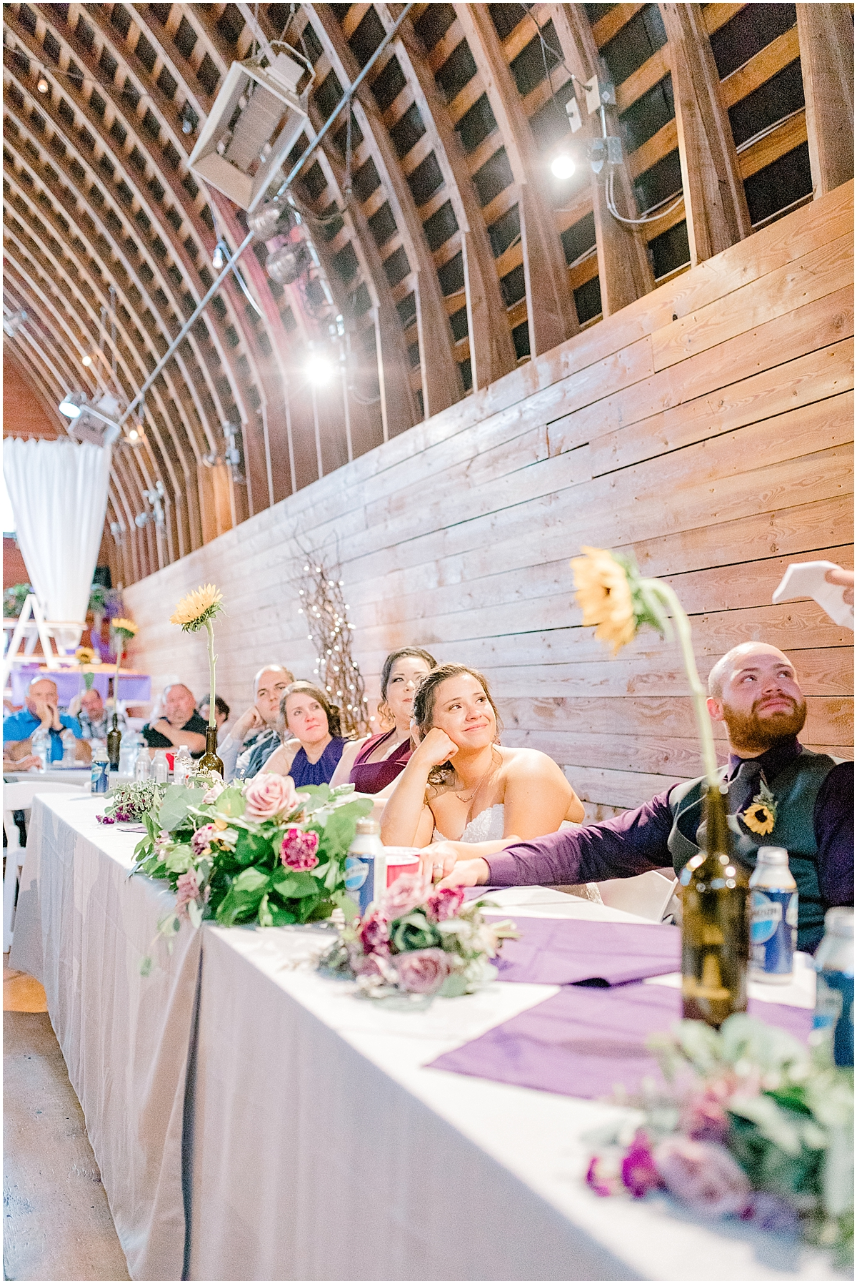 Sunflower themed wedding with purple accents, Emma Rose Company Seattle Wedding Photographer, Light and Airy photographer Kindred Presets Wedding Details PNW_0195.jpg