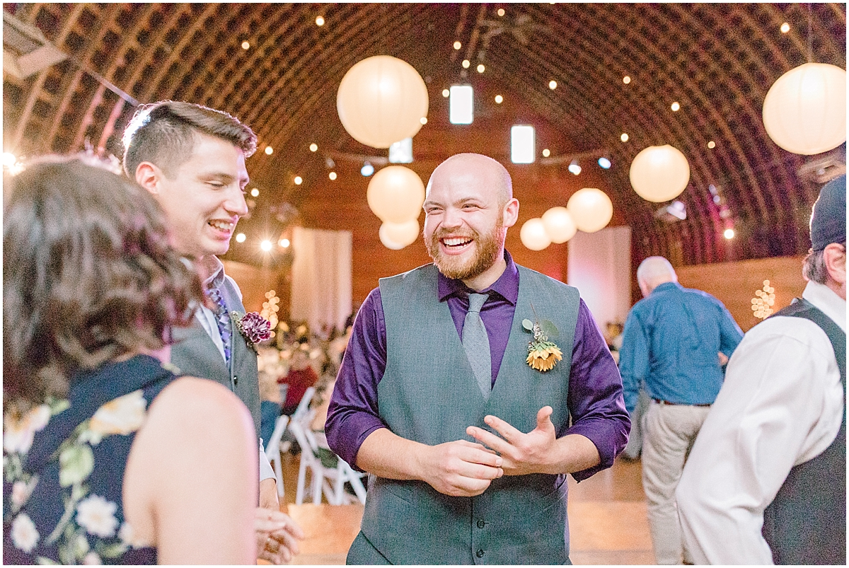 Sunflower themed wedding with purple accents, Emma Rose Company Seattle Wedding Photographer, Light and Airy photographer Kindred Presets Wedding Details PNW_0199.jpg