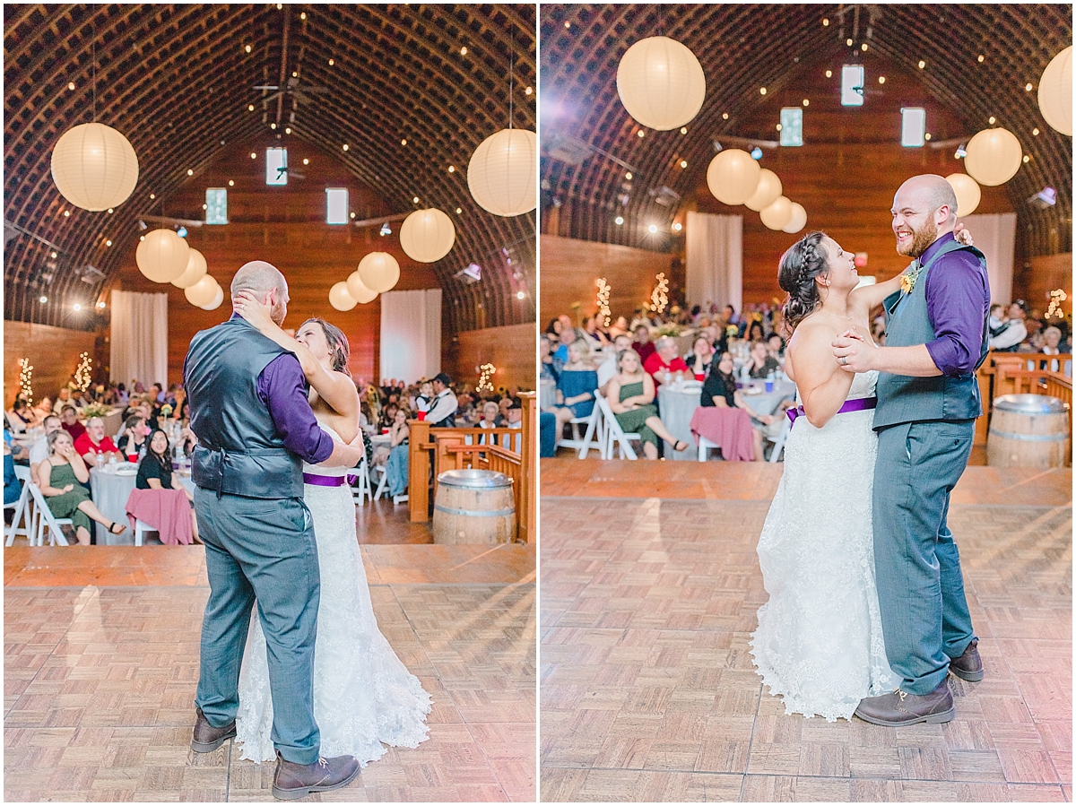Sunflower themed wedding with purple accents, Emma Rose Company Seattle Wedding Photographer, Light and Airy photographer Kindred Presets Wedding Details PNW_0200.jpg