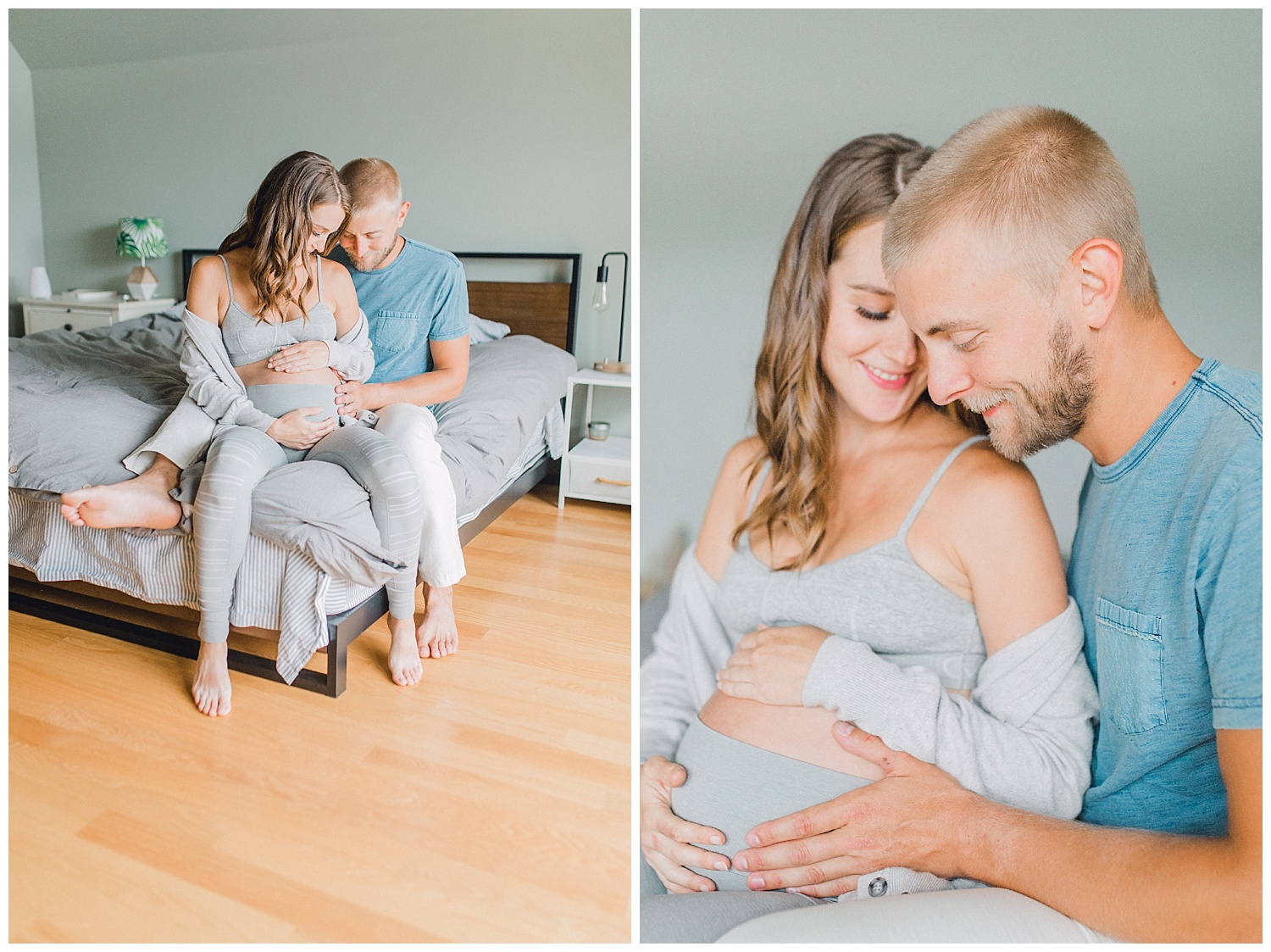 The Most Perfect In Home Maternity Lifestyle Photo Session | Pregnancy Goals | Emma Rose Company Seattle and Portland Wedding and Potrait Photographer | Dream Chasers Workshop_0019.jpg